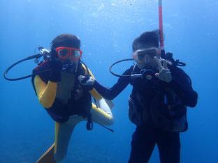 石垣島でのんびりダイビング「一日早い」ヒートハートクラブ