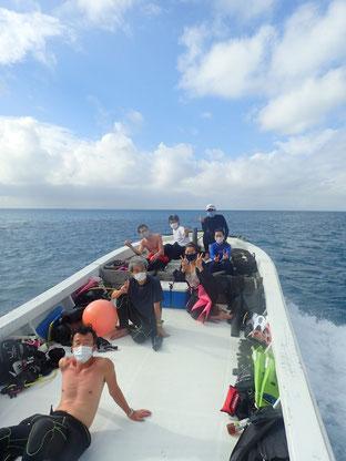 石垣島でのんびりダイビング「連休初日」ヒートハートクラブ