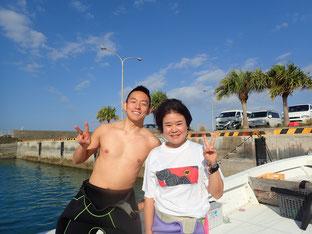 石垣島でのんびりダイビング「カナダから」ヒートハートクラブ