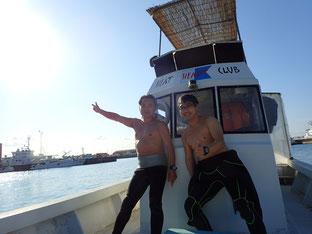 石垣島でのんびりダイビング「5年半ぶり」ヒートハートクラブ