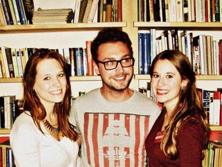 Mimi, Dwayne und Lena