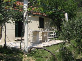 Апартаменты в Боле на Браче