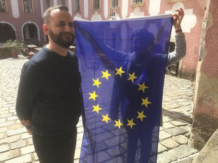 Aktionstag Stadtmauer unterstützt von Interreg