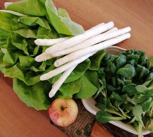 Köstliches und frisches Obst und Gemüse aus Eferding!
