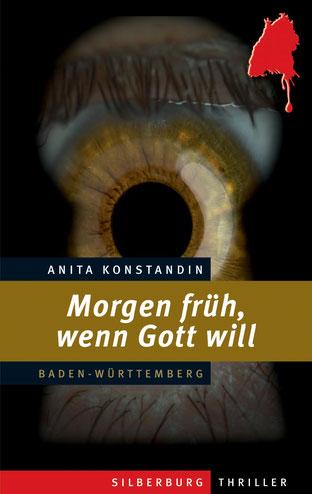Ein packender Thriller der Stuttgarter Autorin Anita Konstandin