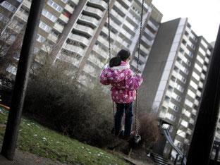 Hunderttausende Kinder leben in Familien, die auf Hartz IV angewiesen sind. Foto: Rolf Vennenbernd/Archiv/Symbolbild