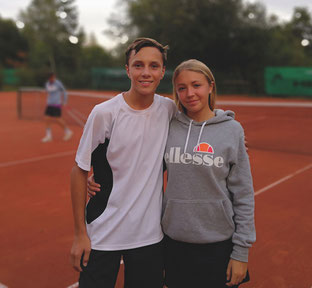 Amina Moon Amende & Raphael Lackner