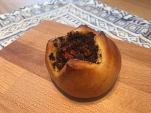 カレーパン- パン作り講座 - パンと和菓子の教室 MANA Belle World ( マナベルワールド )