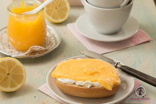 englische Zitronencreme