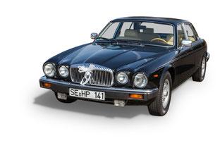 Jaguar Daimler mieten