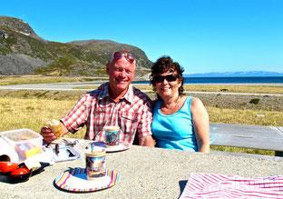 Frank und Kathi aus GB