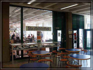 Stadtbibliothek  Foto: © W.Müller