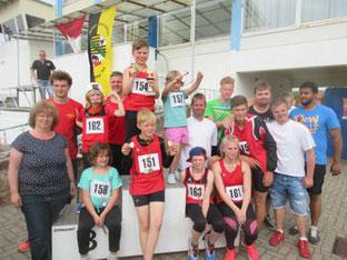Leichtathletik - GSBV Halle/Saale