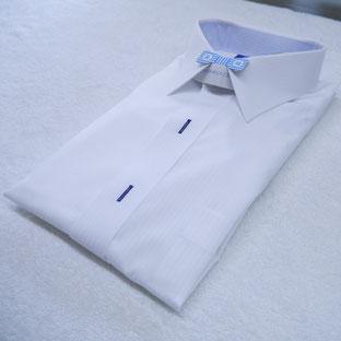 きれいに仕上げたワイシャツ