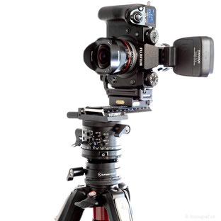 Bild der Ausrüstung für 360°-Panoramen