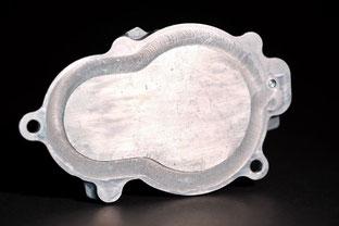 Rührreibschweißen (Friction Stir Welding) eines gewalzten Blechs in ein Aluminiumdruckgussgehäuse