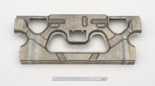 Rühreibgschweißtes und nicht-istothermisch warmgeformtes Fahrzeugteil (englisch FSW-HSQ = Friction Stir Welding & Hot Form Quenching)