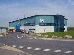 TWI Technology Centre at Waverley Advanced Manufacturing Park in Rotherham.