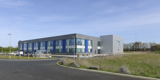 TWI Technology and Training Centre North East in Middlesbrough.