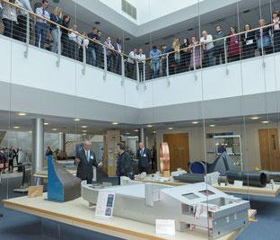 HRH Anne, Princess Royal am 16. September 2015 im Foyer des TWI