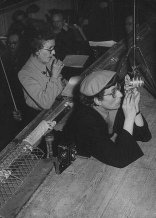 Harry Croner: Hilde Zenker 1950