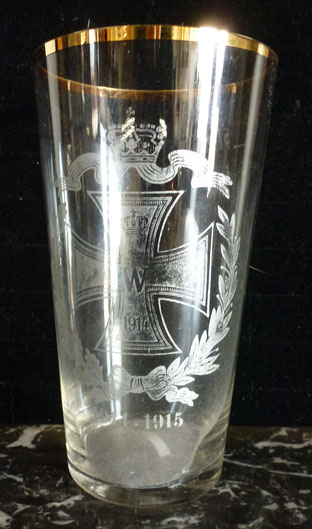 verre patriotique prussien