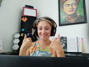 Cours de chant en ligne nantes