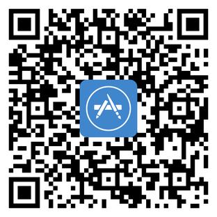 QR Code für AppStore