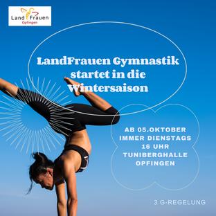 Landfrauen Gymnastik