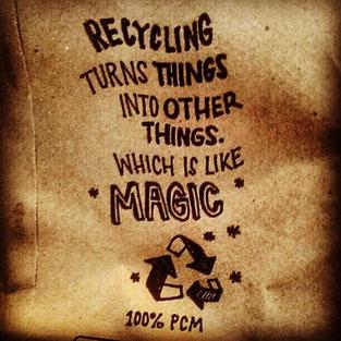 meubels recyclen