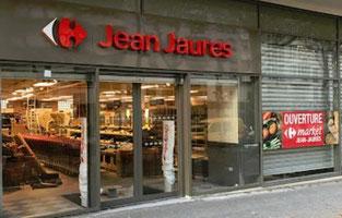CARREFOUR Market Jean Jaurès (PARIS 19ème)