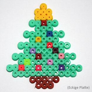 Spielwaren-Kroell, Hama, Bügelperlen, Weihnachten, Christbaum