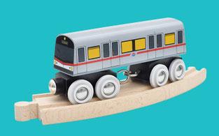 LALOK Wiener U-Bahn V-Wagen