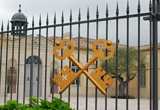 15. Mai 2016 - Die Schlüssel zum Weinhimmel (Château Pétrus)