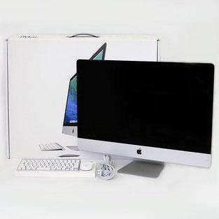 Apple/アップル◆iMac 27インチ 一体型パソコン ME088J/A Late2013