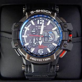 CASIO/カシオ◆腕時計 G-SHOCK スカイコックピット GPW-1000-1AJF