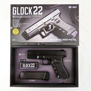 東京マルイ ガスガン GLOCK22 グロック22