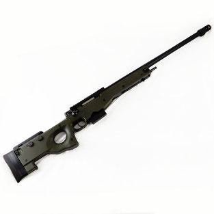 東京マルイ ボルトアクション スナイパーライフル OD L96AWS