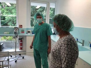 Bundestagsabgeordnete bei BBMV-Mitglied Ober Scharrer Gruppe GmbH - Bundesverband der Betreiber medizinischer Versorgungszentren - BBMV