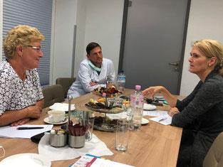 BBMV Mitglieder im Gespräch - Bundesverband der Betreiber medizinischer Versorgungszentren - BBMV