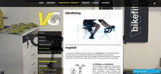 Bikefitting - Ergolab at Velo Galerie Kerzers