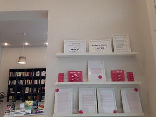 KateKates Bücher auf unserer Galerie