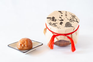 小田原のだいふく梅