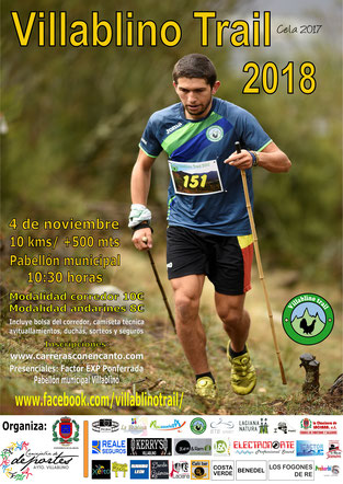 III VILLABLINO TRAIL - Villablino, 04-11-2018