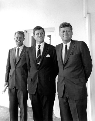 © Photographie von Cecil Stoughton · White House · John F. Kennedy Presidential Library and Museum, Boston