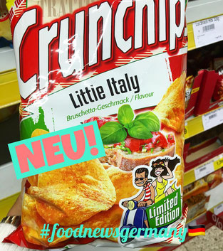 Crunchips Little Italy