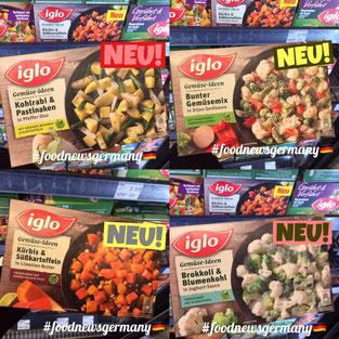 Iglo Gemüse Ideen