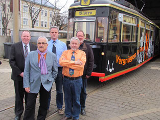 Förderverein Straßenbahnfreunde