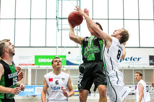 Basketball-Benefizspiel Gedenken an Robert Gehrke