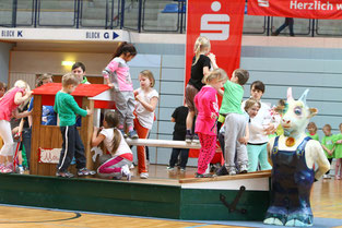 Kindergartensporttag 19.02.2014